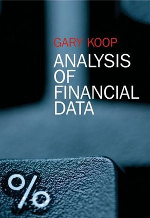 تصویر Analysis of Financial Data