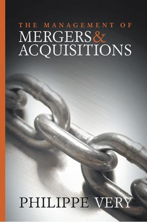 تصویر The Management of Mergers and Acquisitions