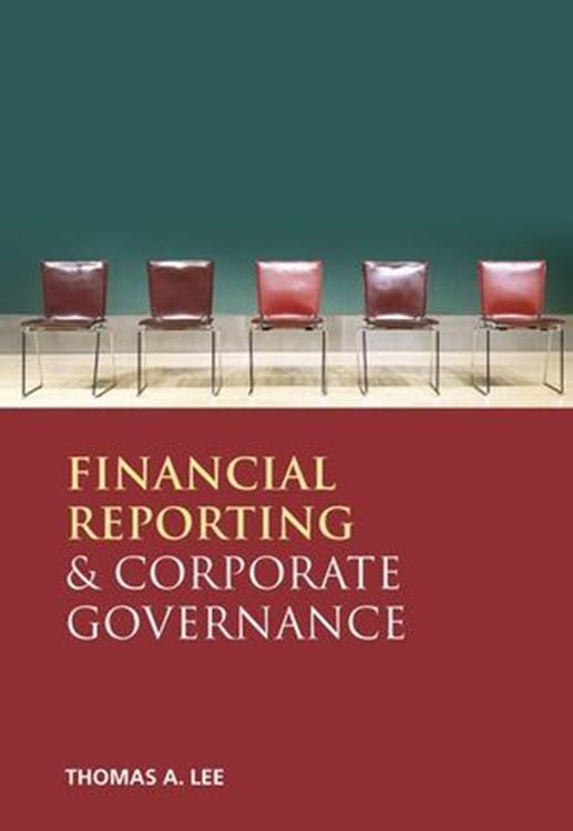 تصویر Financial Reporting and Corporate Governance