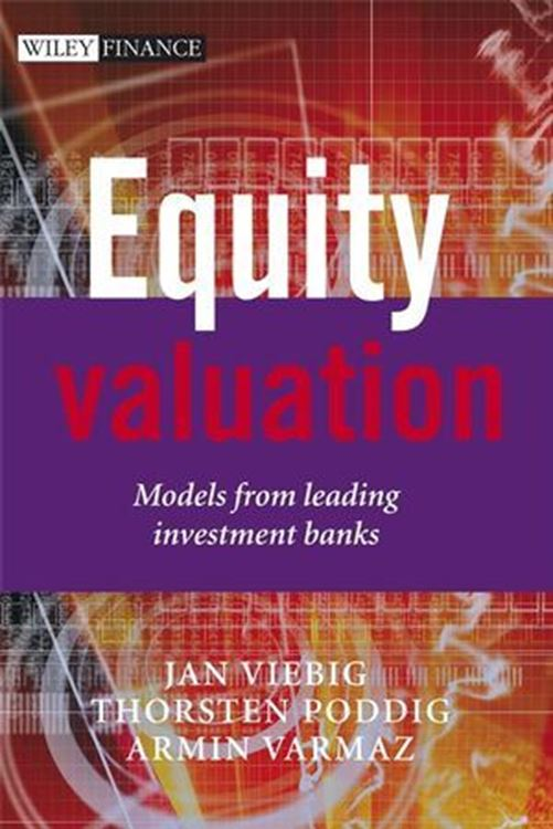 تصویر Equity Valuation: Models from Leading Investment Banks