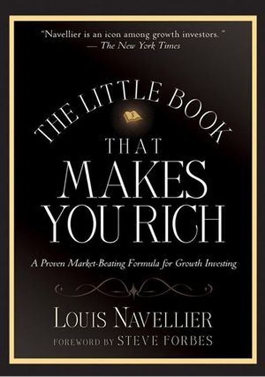 تصویر The Little Book That Makes You Rich: A Proven Market-Beating Formula for Growth Investing