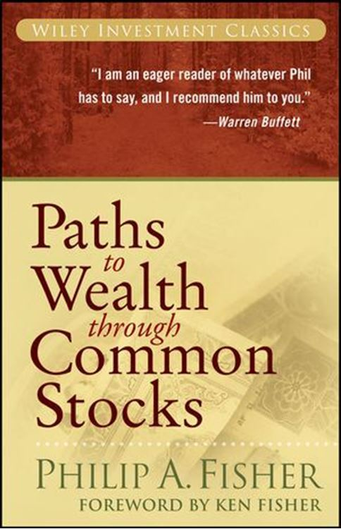 تصویر Paths to Wealth Through Common Stocks