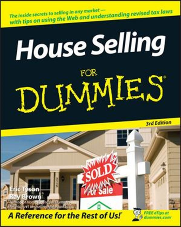 تصویر House Selling For Dummies, 3rd Edition