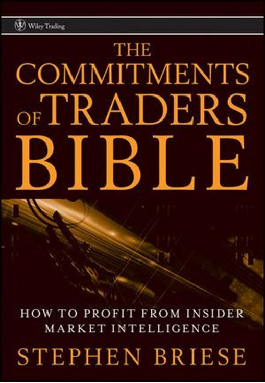 تصویر The Commitments of Traders Bible: How To Profit from Insider Market Intelligence