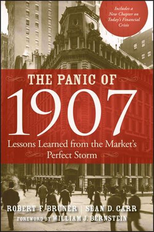 تصویر The Panic of 1907: Lessons Learned from the Market's Perfect Storm
