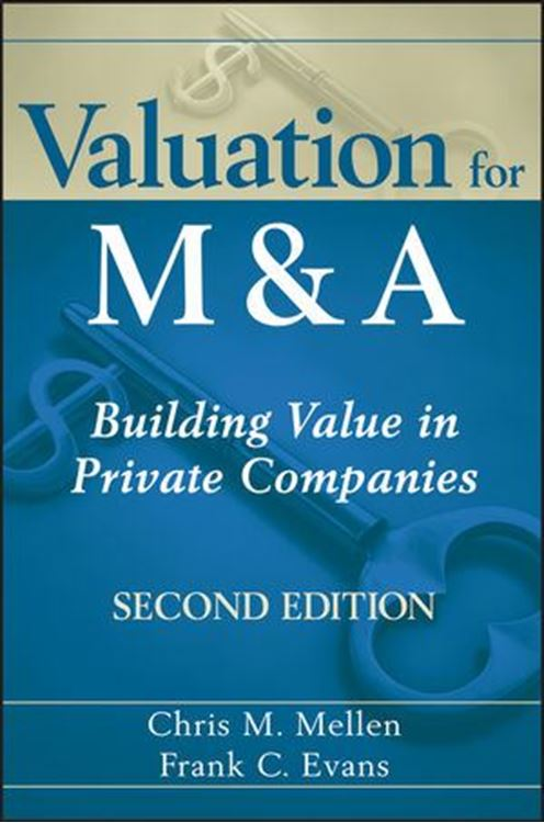 تصویر Valuation for M&A: Building Value in Private Companies, 2nd Edition