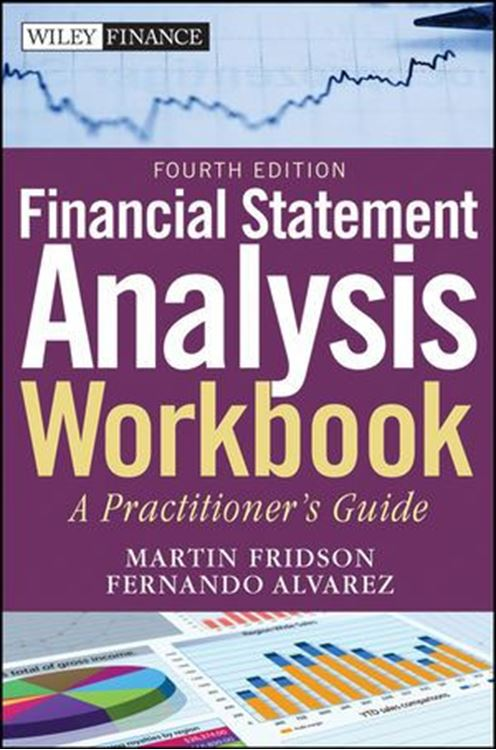 تصویر Financial Statement Analysis Workbook: A Practitioner's Guide, 4th Edition