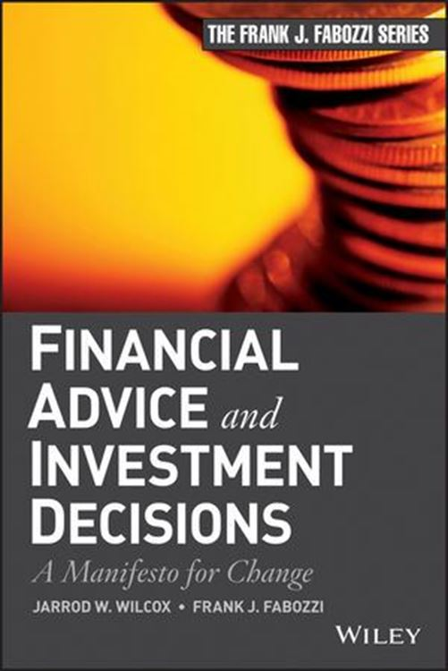 تصویر Financial Advice and Investment Decisions: A Manifesto for Change