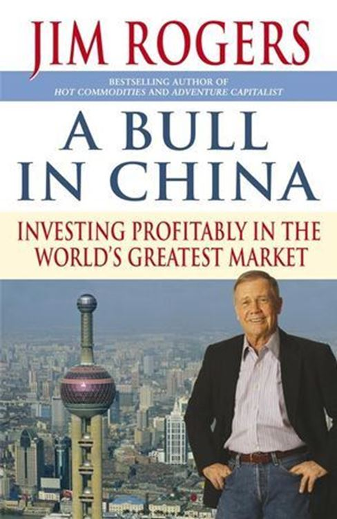 تصویر A Bull in China: Investing Profitably in the World's Greatest Market