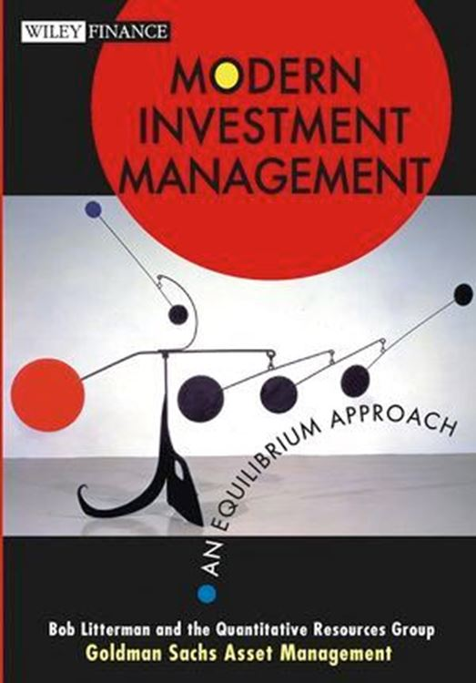 تصویر Modern Investment Management: An Equilibrium Approach