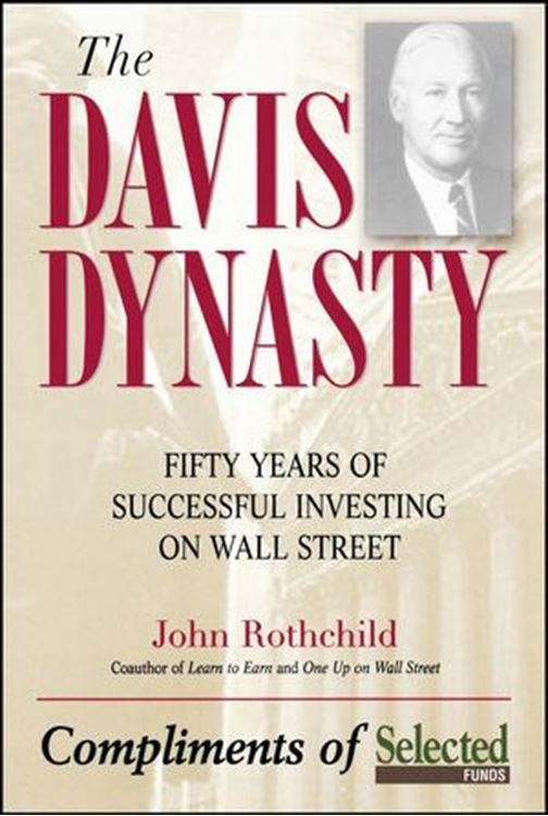 تصویر The Davis Dynasty: Fifty Years of Successful Investing on Wall Street
