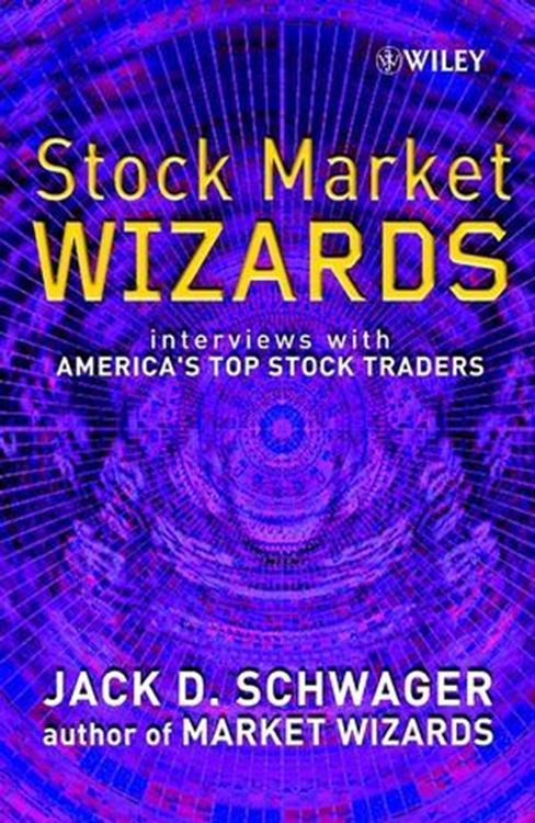 تصویر Stock Market Wizards: Interviews with America's  Top Stock Traders