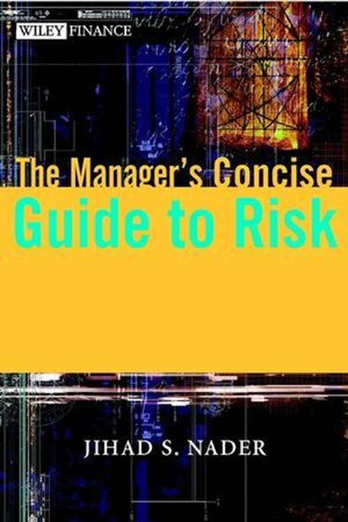 تصویر The Manager's Concise Guide to Risk