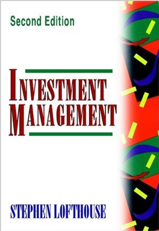 تصویر Investment Management, 2nd Edition