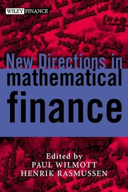 تصویر New Directions in Mathematical Finance