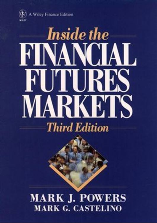 تصویر Inside the Financial Futures Markets, 3rd Edition