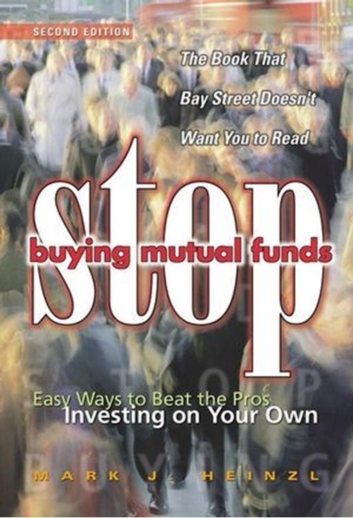 تصویر Stop Buying Mutual Funds: Easy Ways to Beat the Pros Investing On Your Own, 2nd Edition