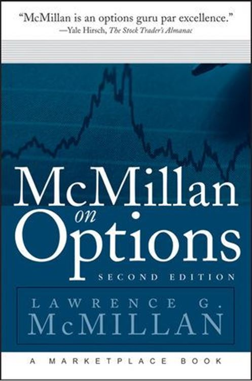 تصویر McMillan on Options, 2nd Edition