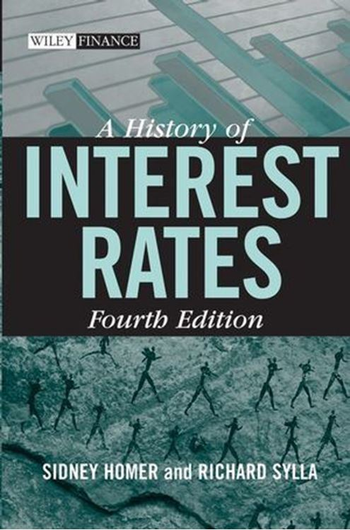 تصویر A History of Interest Rates, 4th Edition
