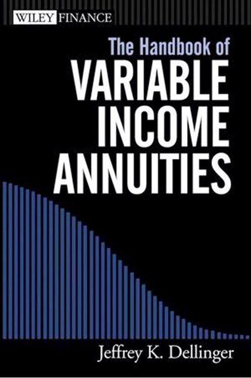 تصویر The Handbook of Variable Income Annuities