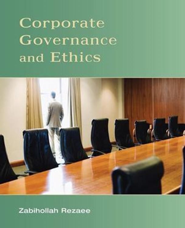 تصویر Corporate Governance and Ethics