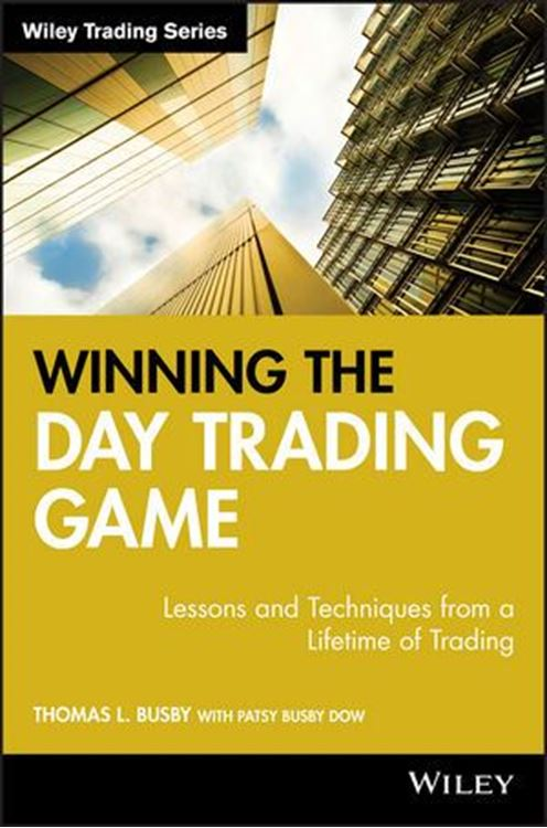 تصویر Winning the Day Trading Game: Lessons and Techniques from a Lifetime of Trading