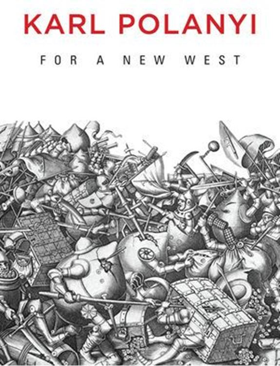 تصویر For a New West: Essays, 1919-1958