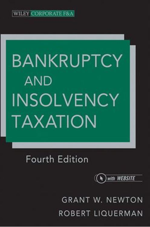 تصویر Bankruptcy and Insolvency Taxation, 4th Edition
