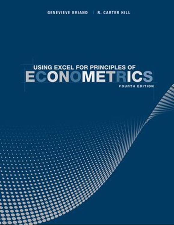 تصویر Using Excel for Principles of Econometrics, 4th Edition