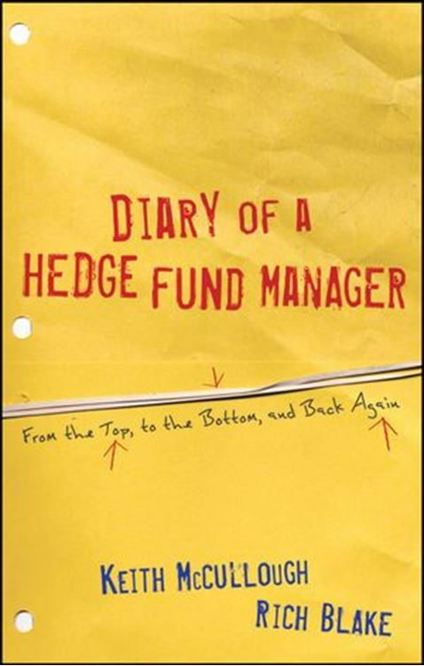 تصویر Diary of a Hedge Fund Manager: From the Top, to the Bottom, and Back Again