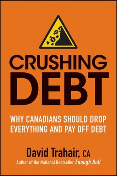 تصویر Crushing Debt: Why Canadians Should Drop Everything and Pay Off Debt