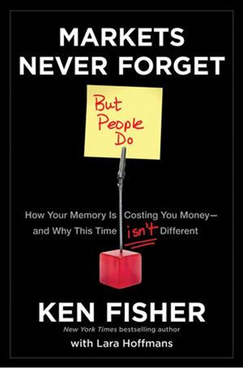 تصویر Markets Never Forget (But People Do): How Your Memory Is Costing You Money--and Why This Time Isn't Different