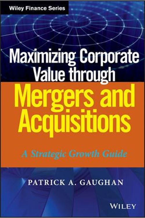 تصویر Maximizing Corporate Value through Mergers and Acquisitions: A Strategic Growth Guide