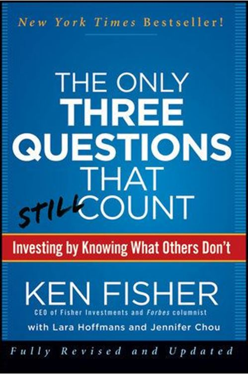 تصویر The Only Three Questions That Still Count: Investing By Knowing What Others Don't, 2nd Edition