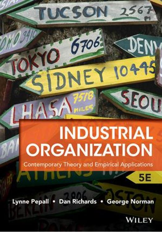 تصویر Industrial Organization: Contemporary Theory and Empirical Applications, 5th Edition