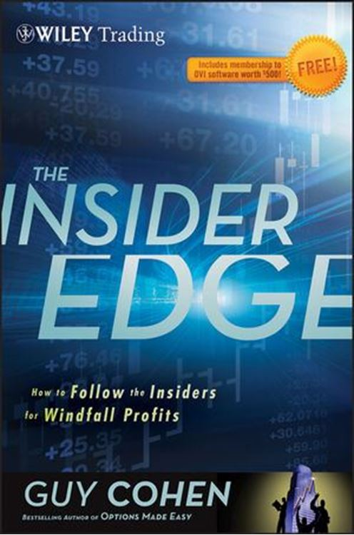 تصویر The Insider Edge: How to Follow the Insiders for Windfall Profits