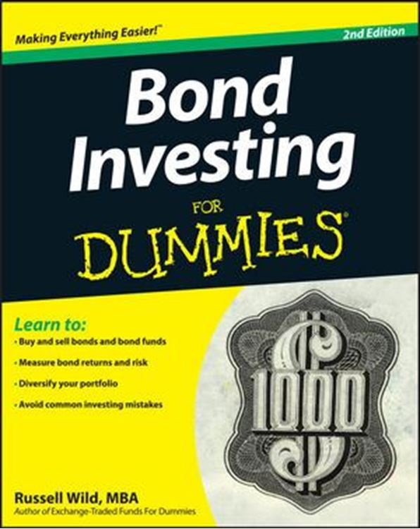 تصویر Bond Investing For Dummies, 2nd Edition