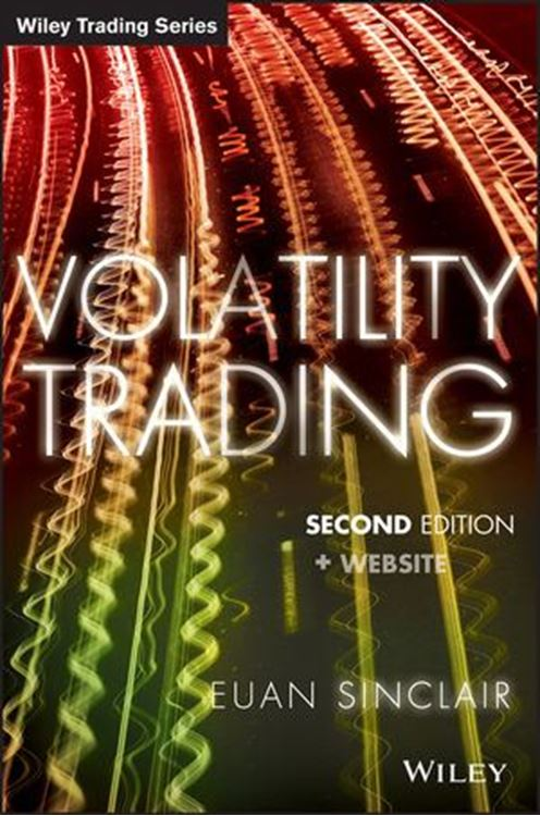 تصویر Volatility Trading, + Website, 2nd Edition