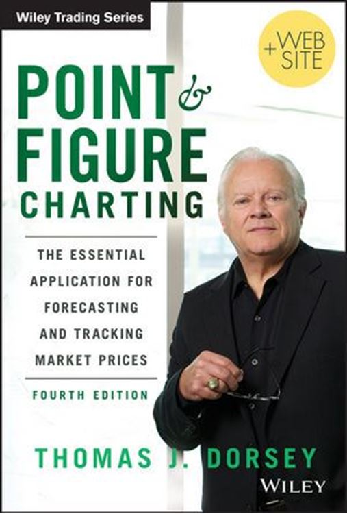 تصویر Point and Figure Charting: The Essential Application for Forecasting and Tracking Market Prices, 4th Edition
