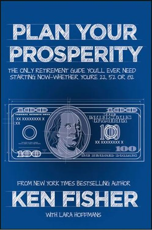 تصویر Plan Your Prosperity: The Only Retirement Guide You'll Ever Need, Starting Now--Whether You're 22, 52 or 82