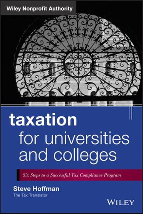 تصویر Taxation for Universities and Colleges: Six Steps to a Successful Tax Compliance Program