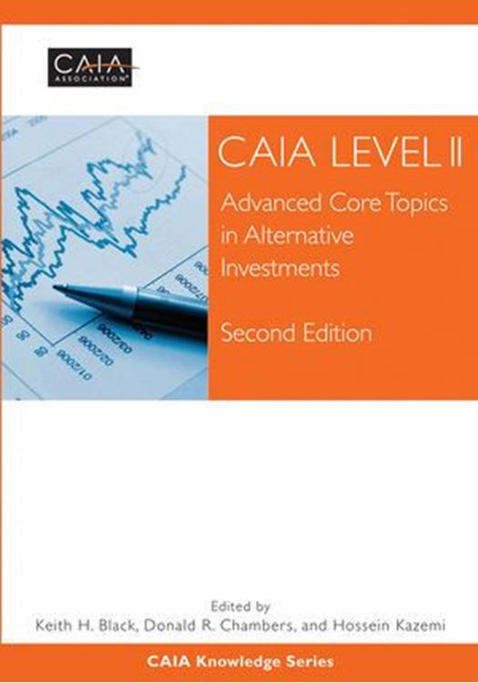 تصویر CAIA Level II 2e + EPDF