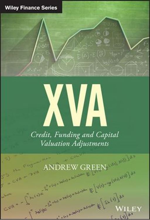 تصویر XVA: Credit, Funding and Capital Valuation Adjustments