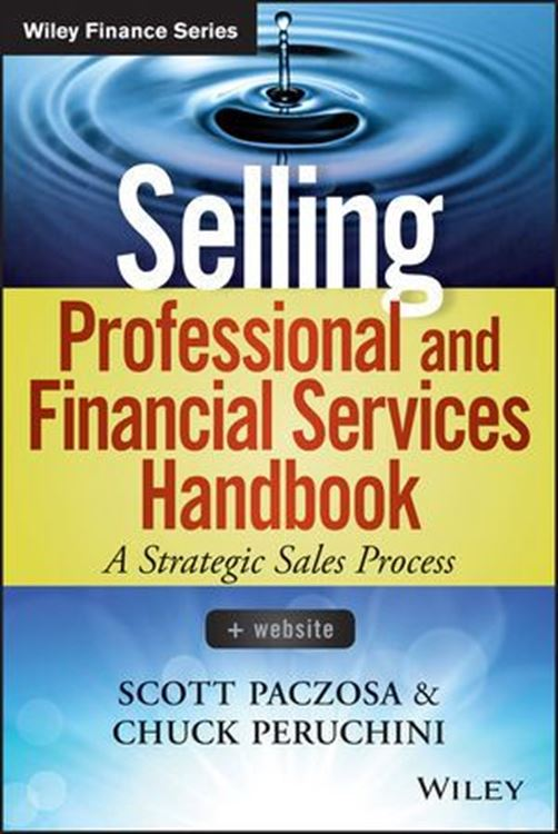 تصویر Selling Professional and Financial Services Handbook + Website