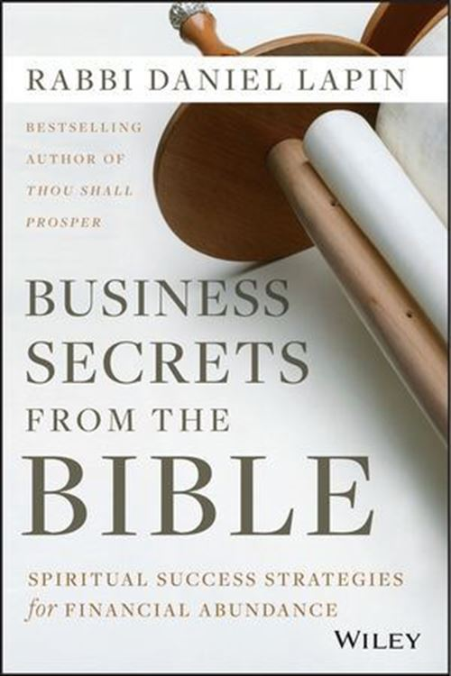 تصویر Business Secrets from the Bible: Spiritual Success Strategies for Financial Abundance