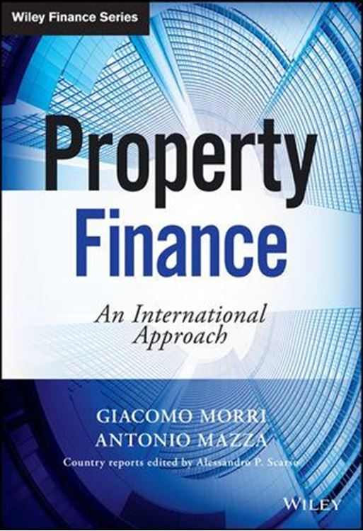 تصویر Property Finance: An International Approach