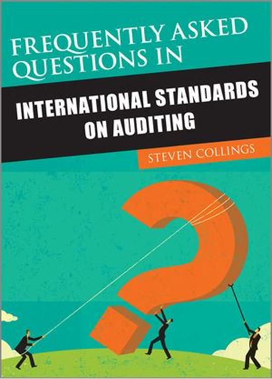 تصویر Frequently Asked Questions in International Standards on Auditing