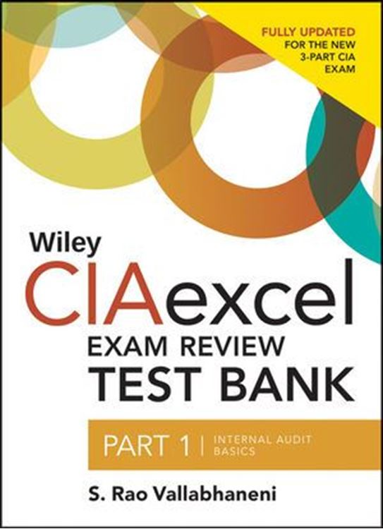 تصویر Wiley CIAexcel Exam Review 2014 Test Bank: Part 1, Internal Audit Basics