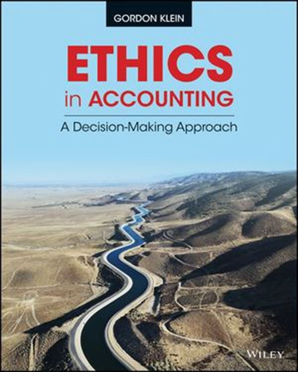 تصویر Ethics in Accounting: A Decision-Making Approach