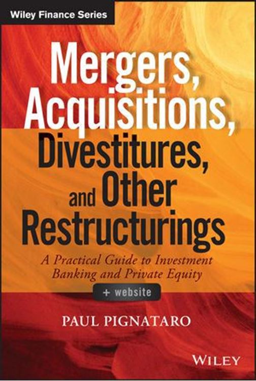 تصویر Mergers, Acquisitions, Divestitures, and Other Restructurings, + Website